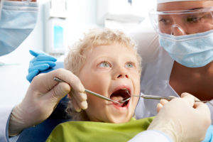 dentist lewisville treat kid